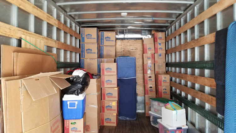 Home Mover in Bayville, New Jersey